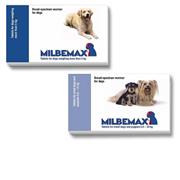 Milbemax voor de hond